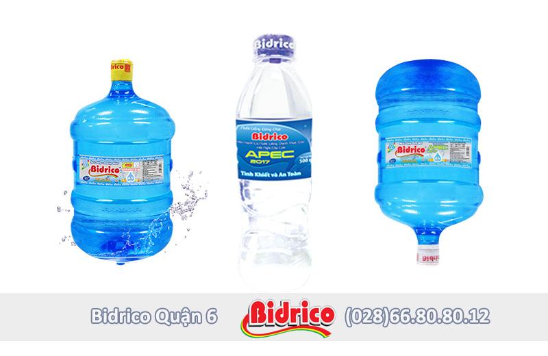 Nước Bidrico quận 6